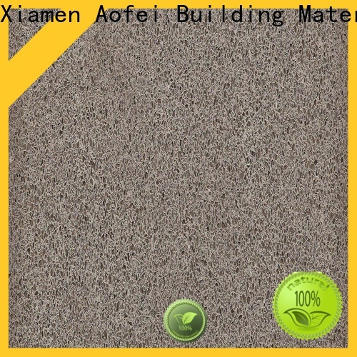 AOFEI blanco noble grey quartz suppliers for cabinets