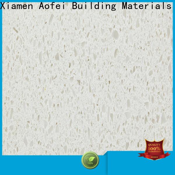 AOFEI Custom cream kitchen countertops suppliers for bathroom