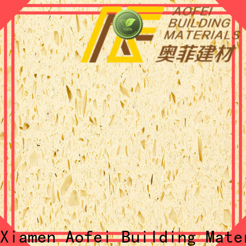AOFEI Wholesale quartzite countertops colors suppliers for outdoor kitchen