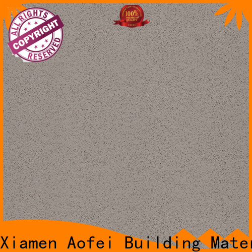 AOFEI Best grey quartz bathroom tiles for business for bathroom