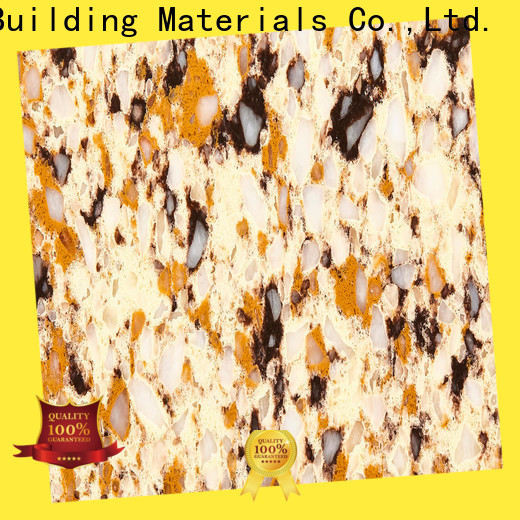 New best quartz countertops colors suppliers for kitchen