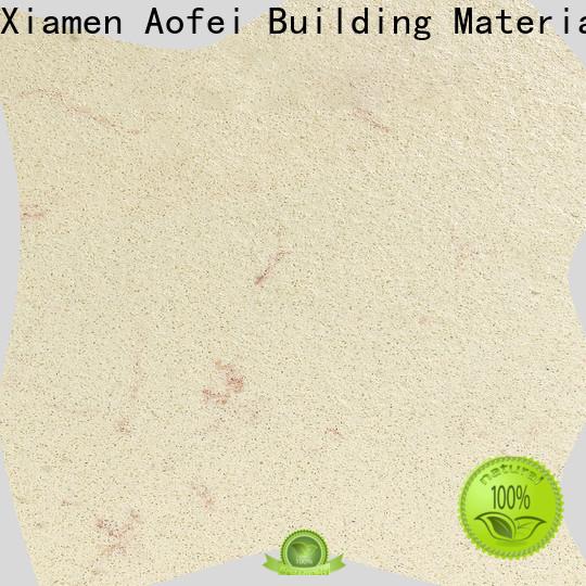 AOFEI New modern kitchen quartz countertops factory for outdoor kitchen