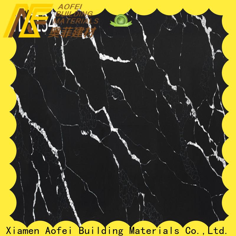 AOFEI tiles identifying gold in quartz supply for garden