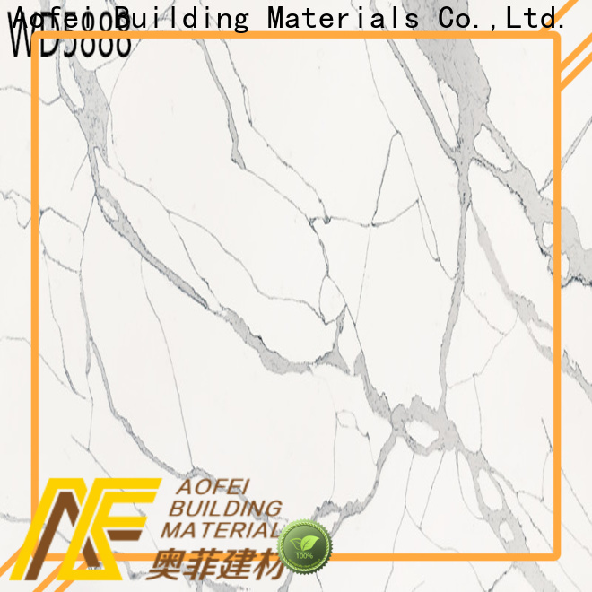 Wholesale silver in quartz rock wd8186 suppliers for table top