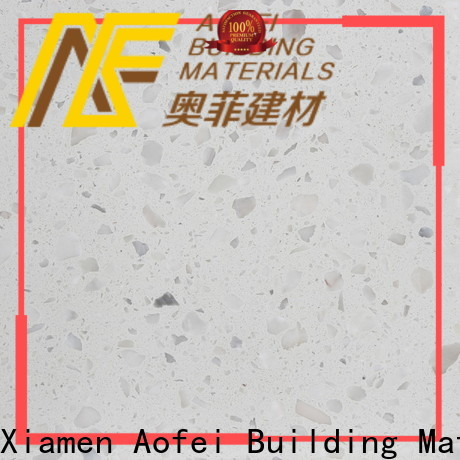 Wholesale marble vs terrazzo floor supply for fireplace