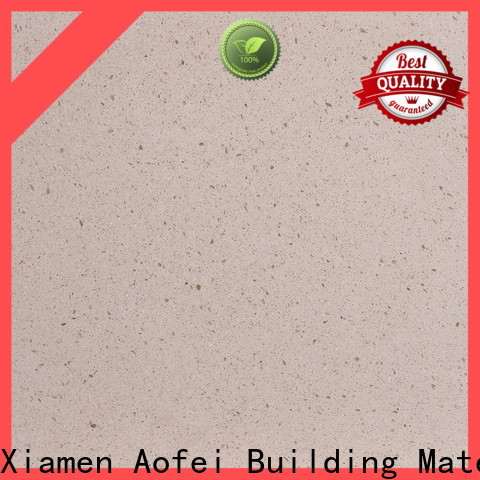 AOFEI New terrazzo cost for business for outdoor patio