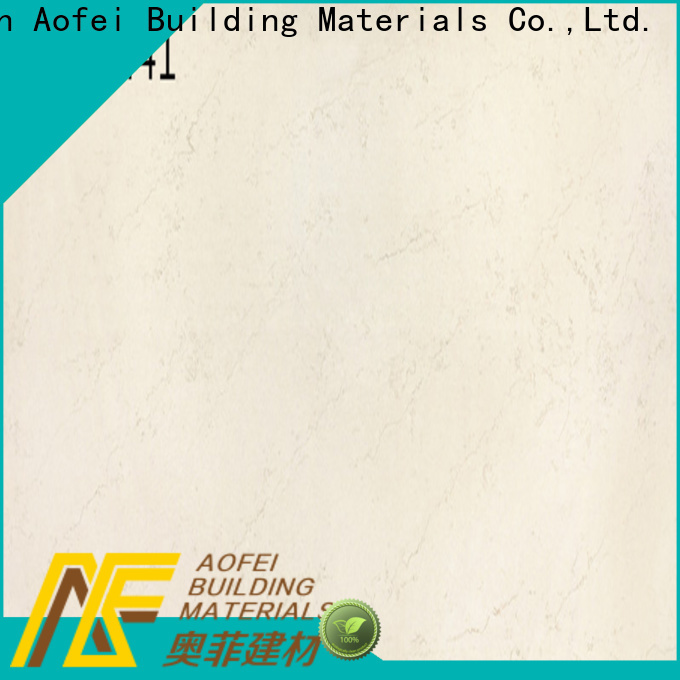 AOFEI white rock with gold flakes suppliers for kitchen