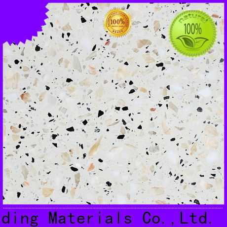 Custom large terrazzo tiles price factory for kitchen