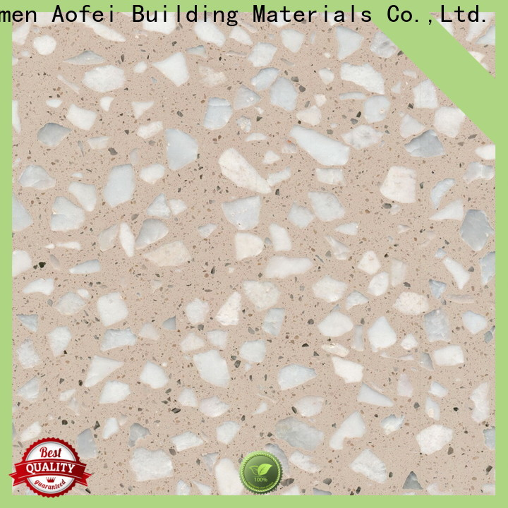 Latest terrazzo flooring thickness epoxy supply for kitchen
