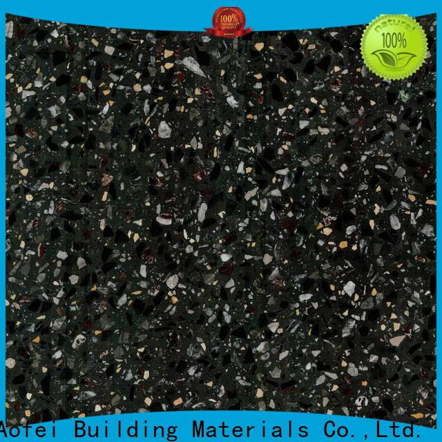 Latest waxing terrazzo floors bathroom suppliers for kitchen