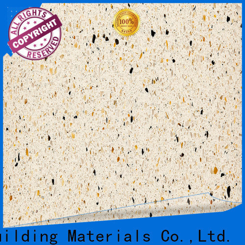 AOFEI High-quality pure white quartz countertops suppliers for cabinets