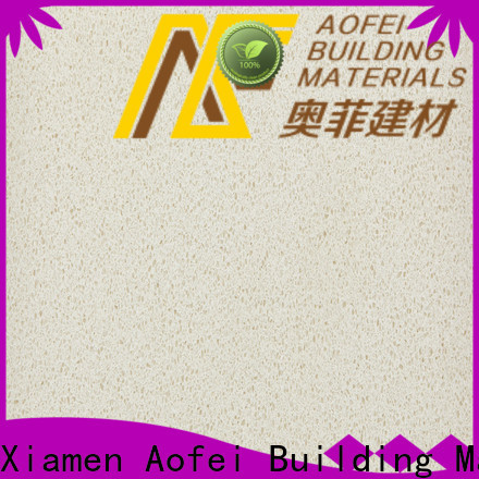 AOFEI red white and gray quartzite supply for outdoor kitchen
