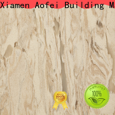 AOFEI High-quality quartz and gold veins supply for table top