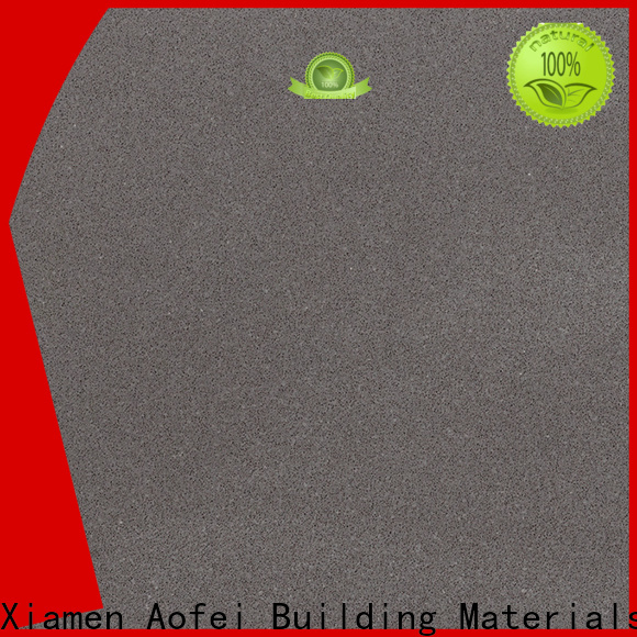 Top cloudy white quartz xpa2016 for business for cabinets