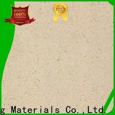 AOFEI Wholesale pure white quartz countertops suppliers for bathroom
