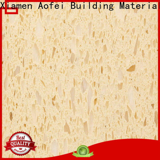 AOFEI Best cream laminate countertops for business for outdoor kitchen