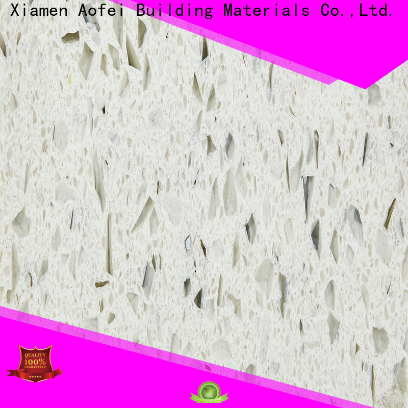 AOFEI tiles grey quartz bathroom tiles suppliers for outdoor kitchen