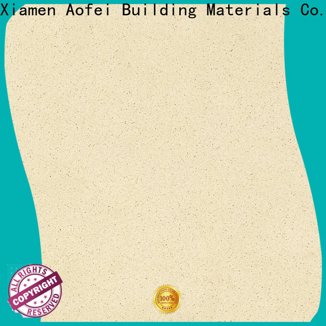 AOFEI New cream colored countertops manufacturers for kitchen