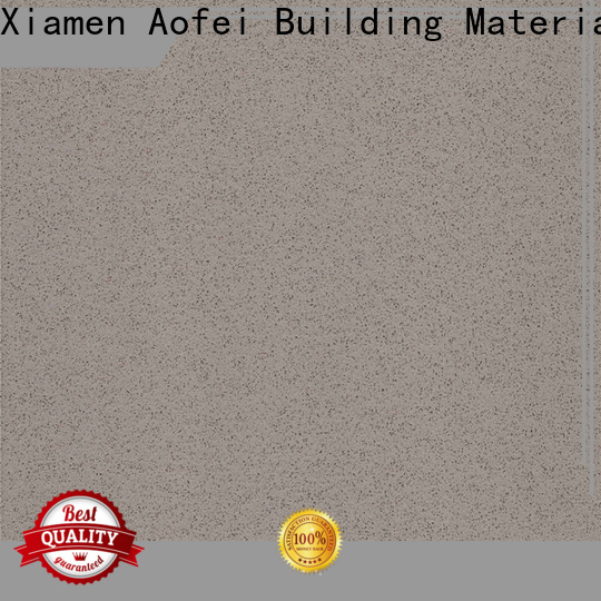 AOFEI ls1251 grey quartz bathroom tiles factory for bathroom