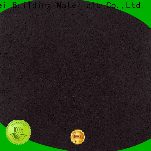 Top corian black quartz xpa3009 factory for outdoor kitchen
