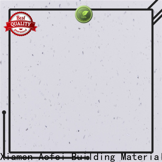 AOFEI ls1221 quartz stone grey supply for bathroom