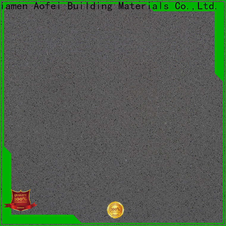 AOFEI Latest quartz stone colours for business for outdoor kitchen