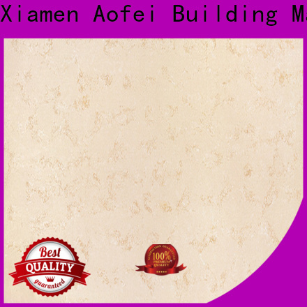 AOFEI Best white quartz rock for sale for business for kitchen