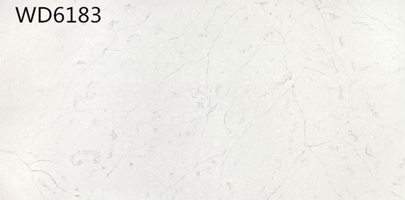 Wholesale Veined Quartz Stone Tiles WD6183 Manufacturers