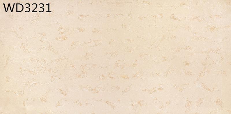 Wholesale Veined Quartz Countertops Slab WD3231 Price List