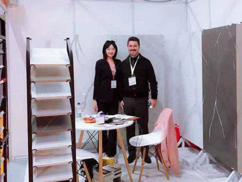 news-AOFEI-Xiamen Aofei Building Materials at the UK Construction Week 2019-img
