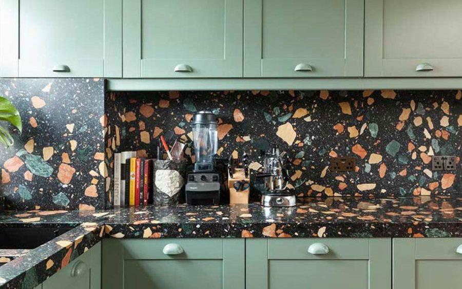 Custom terrazzo floor restoration italian suppliers for kitchen