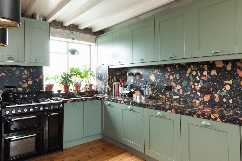 Custom terrazzo floor restoration italian suppliers for kitchen-2