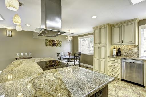 AOFEI xpa1028 cloud white quartz suppliers for kitchen-2