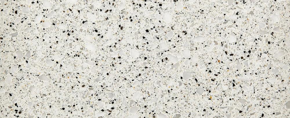 Wholesale Pure Quartz Slab Rock Grey Color