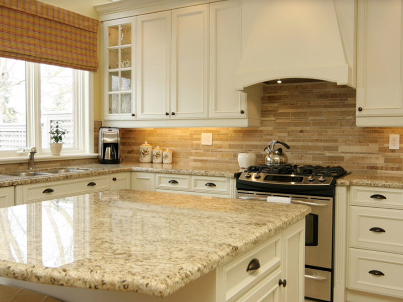 New cream color quartz company for outdoor kitchen-1