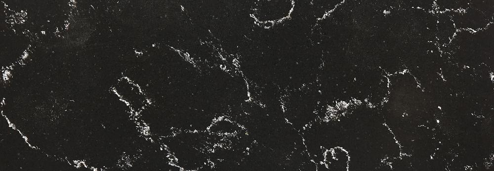 New Quartz Countertops Bath Top Luxury Vein Black
