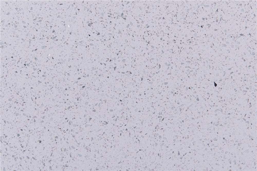 Factory Wholesale Pure Quartz Slab LS-1211