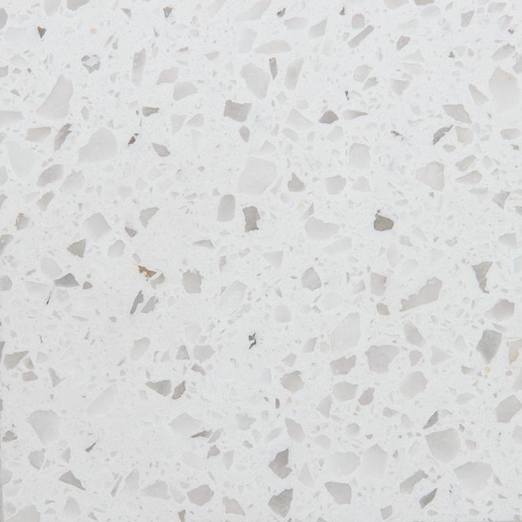 Pure White Quartz Tiles Vanilla White XPC1005