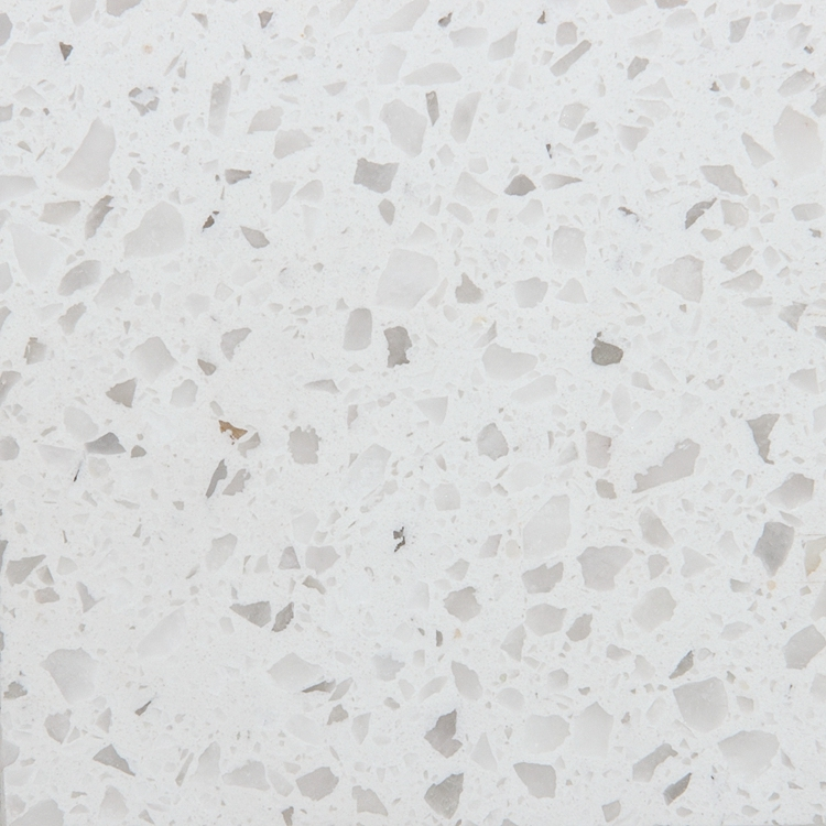 AOFEI unique pure white quartz countertops supply for kitchen