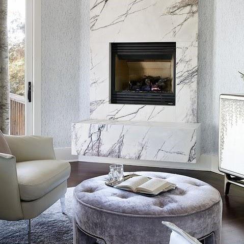 news-AOFEI-The Secrets to Using Quartz Fireplace Surround in Interior Design-img